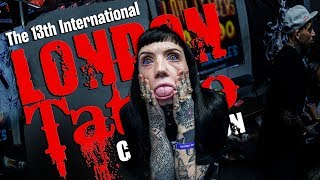 London Tattoo Convention 2017 | Killer Ink Tattoo