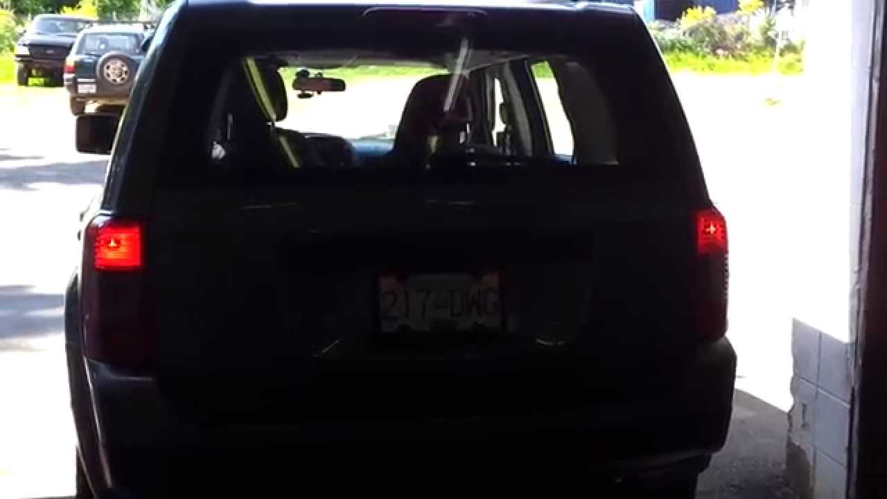 maxresdefault jeep patriot tail light modification youtube
