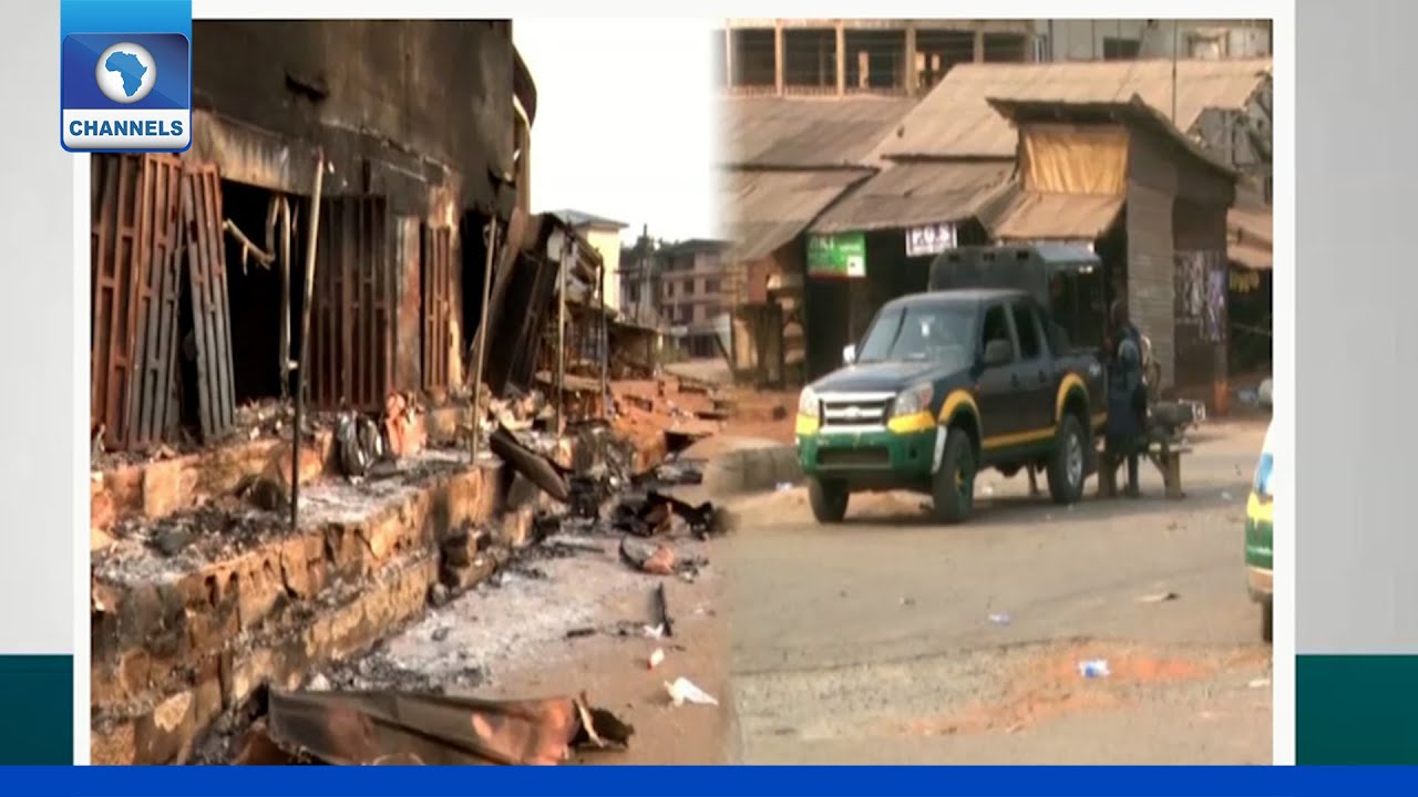 Download Orlu Unrest: Residents Continue To Live In Fear