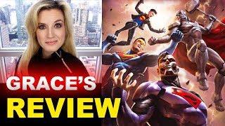 Reign of the Supermen 2019 Movie Review