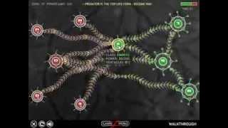Tentacle Wars. Walkthrough 17-20