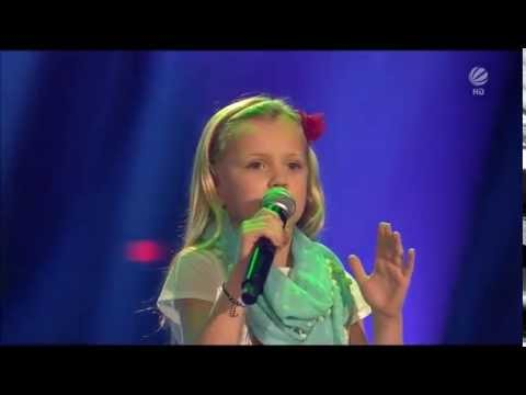 Linnea   Part Of Your World   The Blind Auditions   The Voice Kids Germany   27.02.2015