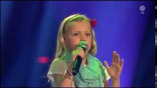 Linnea | Part Of Your World | The Blind Auditions | The Voice Kids Germany | 27.02.2015