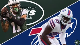 Buffalo Bills vs New York Jets Recap Week 10