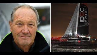 Francis Joyon, vainqueur de la Route du Rhum :