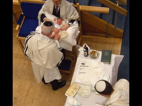 בְּרִית מִילָה Circumcision ceremony from YouTube · Duration:  4 minutes 41 seconds