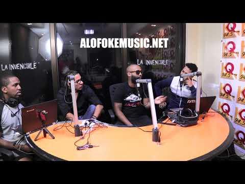 El Fother PONE CLARO a Rochy RD en Alofoke Radio Show!!!