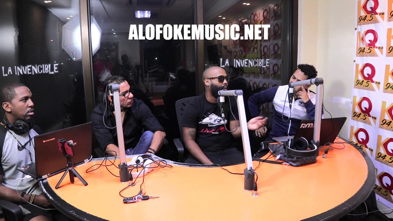 """El Fother PONE CLARO a """"Rochy RD"""" en Alofoke Radio"""