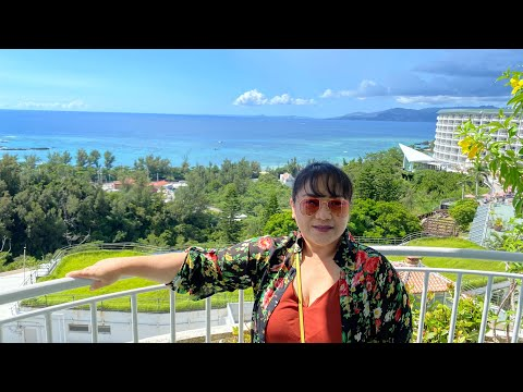 TRIP TO OKINAWA JAPAN/Hotel Vessel Campana/ Kariyush Beach Resort