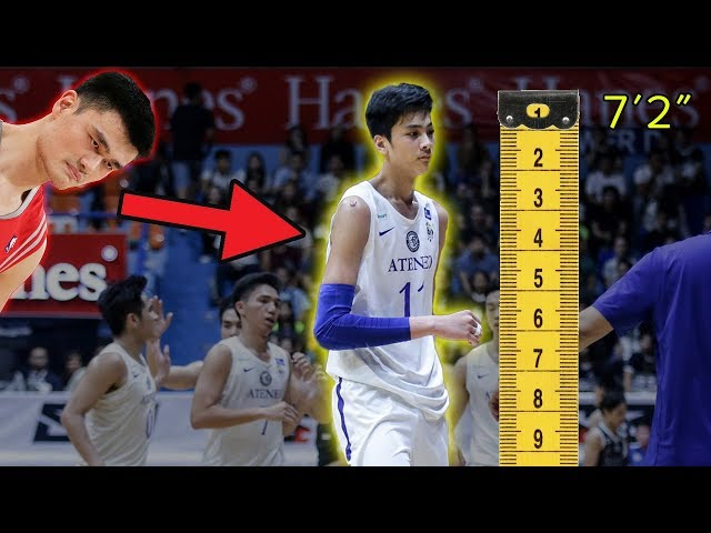 "Is 7'2"" 16 Year Old Kai Sotto The Next Yao Ming?"