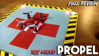 WalMart Propel X01 Micro Drone Review