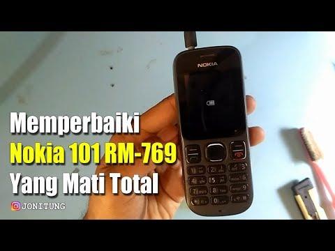 Cara mudah mengatasi handphone Nokia Mati Total dengan cara Analisa secara akurat menggunakan Multit.
