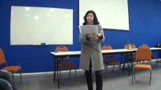 Portuguese Language Classes! Class #1 Part 1 :)