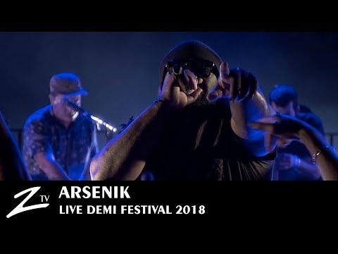 Arsenik – VLB & Boxe avec les Mots – Demi Festival 2018 – Live HD