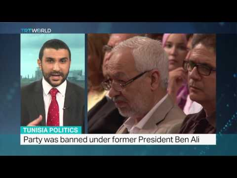 Interview with Middle East analyst Sami Hamdi on Tunisia politics