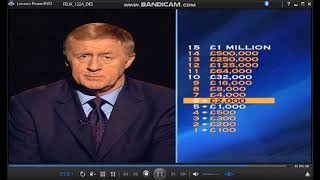 Who Wants To Be A Millionaire 3rd Edition DVD Gameplay (12)