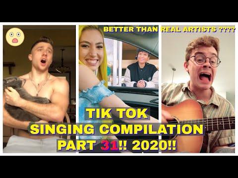 tiktok-singing-compilation-v31- -better-than-real-artists-?-2020🎤😮😮😯- -tik-tok-memes