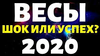 ВЕСЫ ПРОГНОЗ НА 2020 ГОД на 12 сфер жизни таро расклад