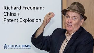 Download Richard Freeman: China's Patent Explosion (Lecture)