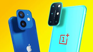 iPhone 12 vs OnePlus 8T- Don't make a mistake!