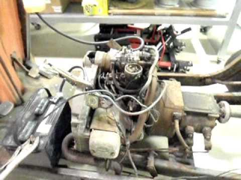 Hqdefault on Cushman Truckster Omc Engine