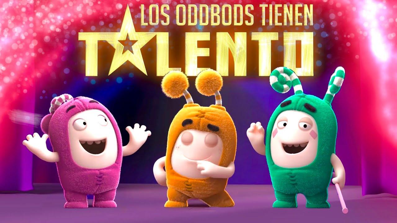 Los Oddbods Tienen Talento | Oddbods | Dibujos Animados Divertidos para Niños