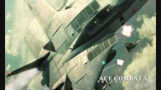 Ace Combat 5 OST Music- Powder Keg