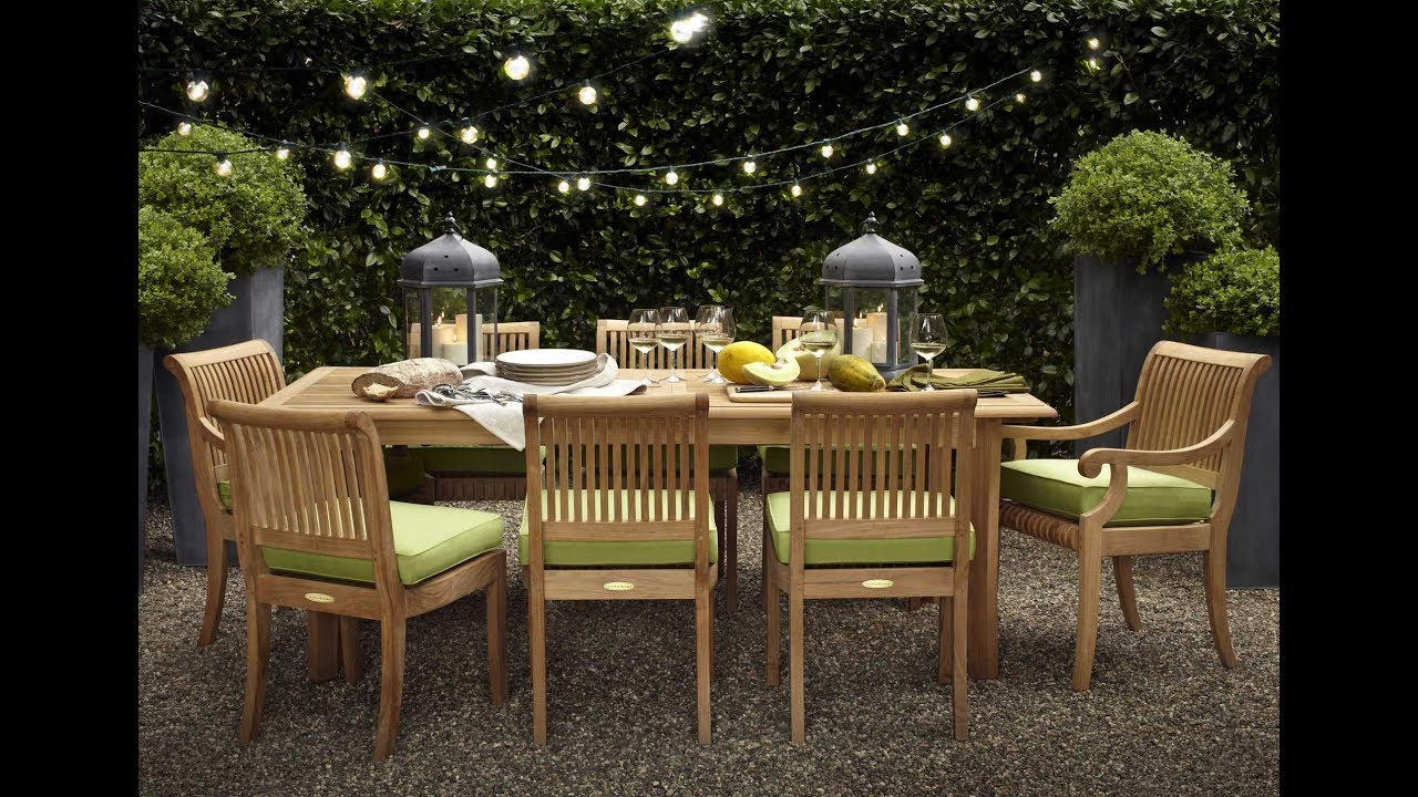 Patio Decorating Ideas | Outdoor Wicker Patio Decorating Ideas   How To  Create Your Outdoor Style