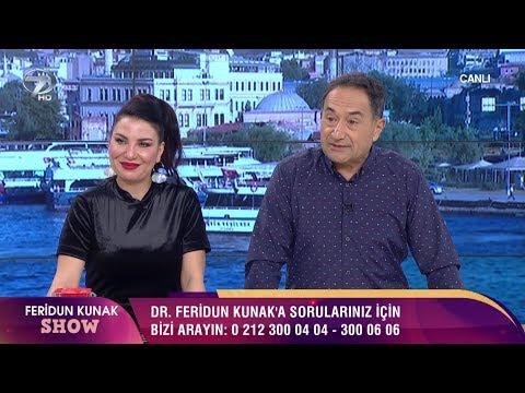 Dr. Feridun Kunak Show - 15 Ekim 2018
