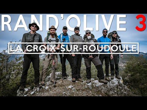 RAND'OLIVE 3 - BIVOUAC - La Croix-Sur-Roudoule