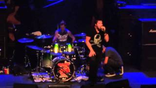 Cage The Beast In HD Adelitas Way 11 27 11 Baltimore MD