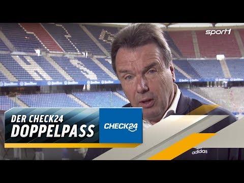 Bruchhagen sorgt sich um HSV-Image | SPORT1 DOPPELPASS
