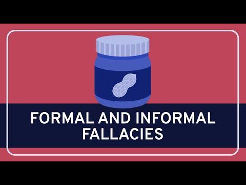 CRITICAL THINKING  Fallacies: Formal and Informal Fallacies