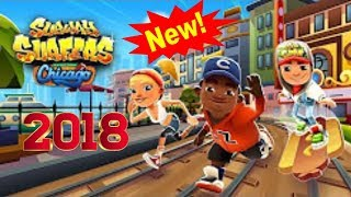 SUBWAY SURFERS NEW EDITION 1.82.0  CHICAGO WORLD TOUR NEW 2018 LUNCHED TODAY