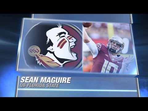 Best of Florida State QB Sean Maguire vs Clemson
