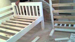 Building, Flat Pack Bunk Beds, Pt 6
