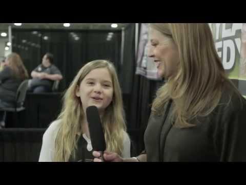Entertainment Minute: Cate Allen s Kyla Kennedy Episode 16