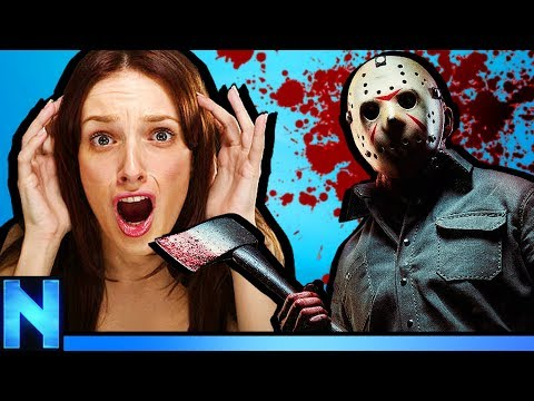 Friday the 13th In REAL LIFE = Ultimate Escape Room!