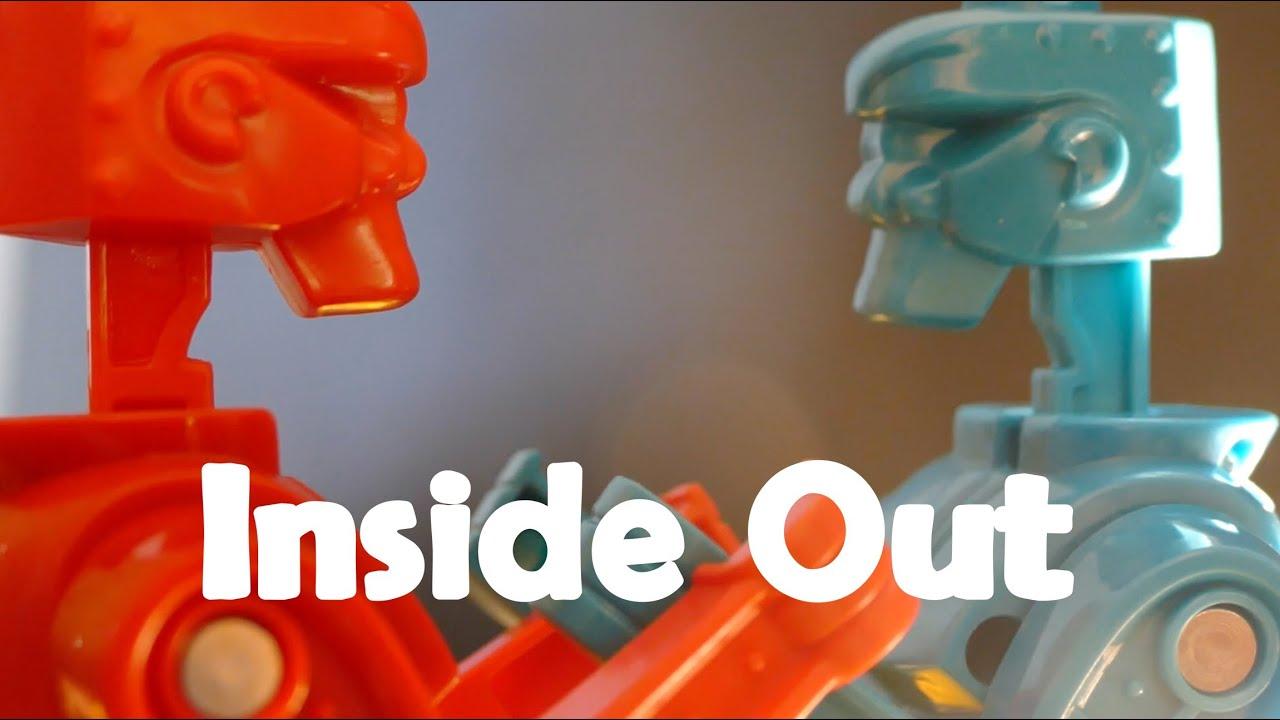 What's Inside Rock'em Sock'em Robots? - Inside Out