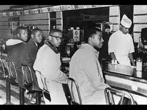 We Were There - The Greensboro Sit Ins
