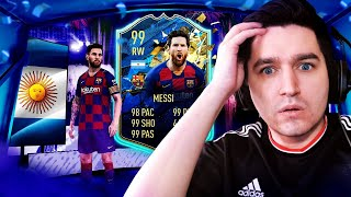 ТОТС МЕССИ 99 В ПАКЕ | TOTS MESSI 99 IN A PACK