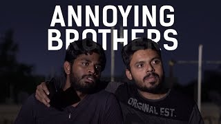 Annoying Brothers ft. Krazy Khanna | Boy Formula | ChaiBisket