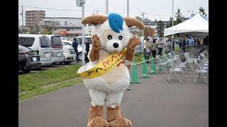 平成30年北海道警察視閲式