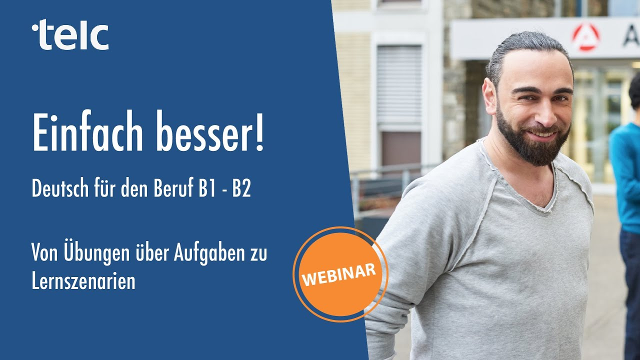 Einfach Besser Deutsch Für Den Beruf B1 B2 Von übungen über