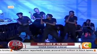 DANCE CREW OF THE WEEK | Igiza Dance Crew #10Over10