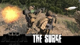 "Operation Green and Black Mission 4 - ""The Surge"" - ArmA 3 Co-op Gameplay"
