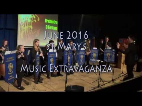 Music Extravaganza - June 2016