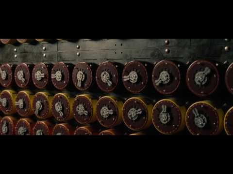 Code Breaking Scene in The Imitation Game Movie