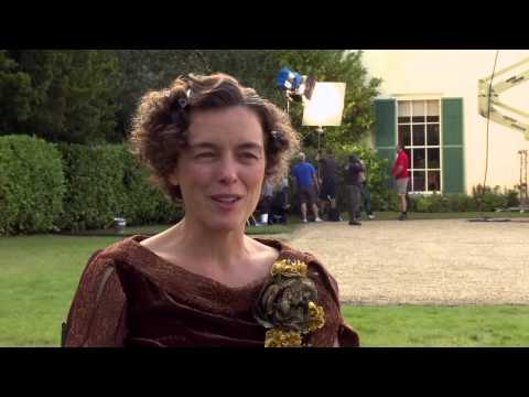 Hyde Park On Hudson: Olivia Williams On The Film 2012 Movie Behind the s