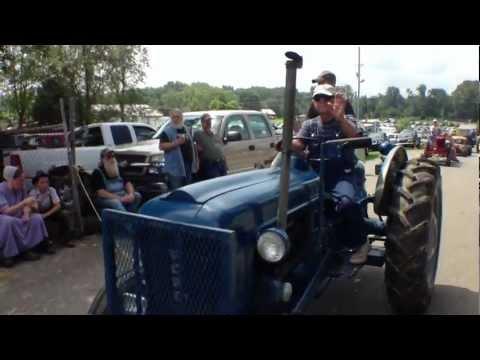 Threshing Show 43rd Annual Tennessee Kentucky 2012